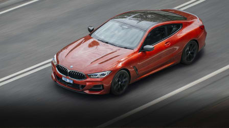 REVIEW: 2019 BMW 8 Series (M850i)
