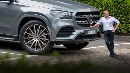 Video: 2020 Mercedes-Benz GLS long-termer introduction