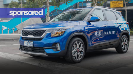 Kia has partnered with Uber to offer free trips to the Australian Open (sponsored)