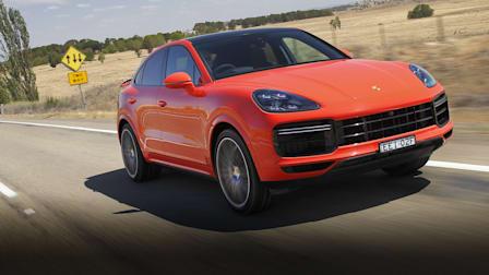 REVIEW: 2020 Porsche Cayenne Coupe
