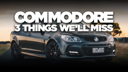 Holden Commodore: Goodbye to Australia's hero sedan