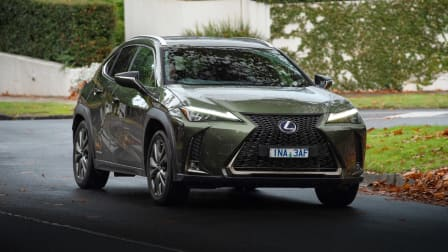 2019 Lexus UX250h F Sport long-term review: Welcome!