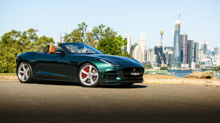 360-degree drive: 2020 Jaguar F-Type R convertible – Turn it up, exhaust noise only!