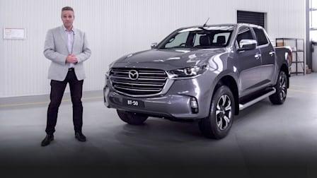 Video: 2021 Mazda BT-50 walkaround review