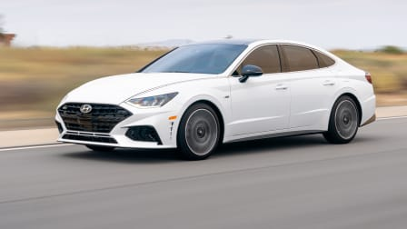 Video: 2021 Hyundai Sonata N Line Walkaround | CarAdvice
