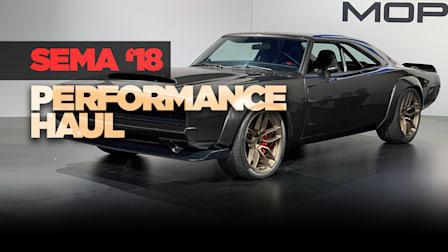 SEMA 2018: Performance car hall