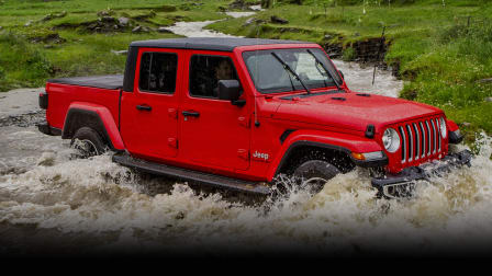 2020 Jeep Gladiator review: The Wrangler-based ute you've always wanted