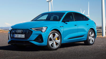 Video: 2021 Audi E-Tron review