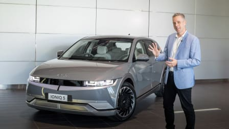 Video: 2022 Hyundai Ioniq 5 walkaround - first Australian look
