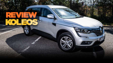 2018 Renault Koleos Life review