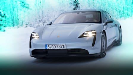 REVIEW: 2020 Porsche Taycan 4S electric car