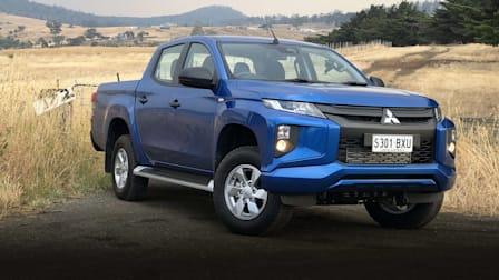 2019 Mitsubishi Triton GLX+ review: Australian launch