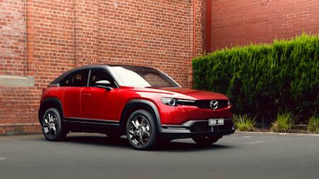 Video: 2021 Mazda MX-30 quick drive review