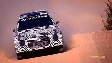 HYUNDAI i20 WRC Gravel Test - Spain
