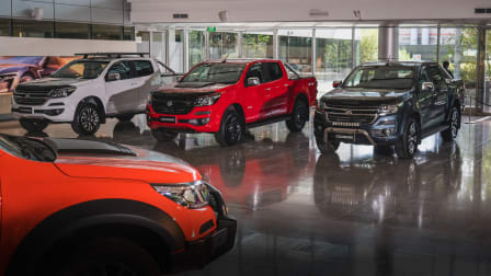 2019 Holden Colorado Accessory Packs launched