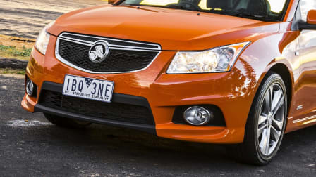 Holden Cruze - hidden safety features