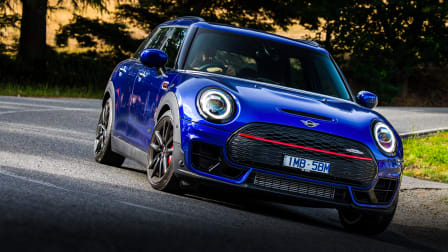 REVIEW: 2020 MINI Clubman and Countryman John Cooper Works | JCW power!
