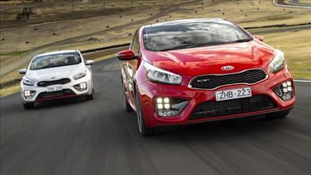 Kia Pro_cee'd GT Review: Video