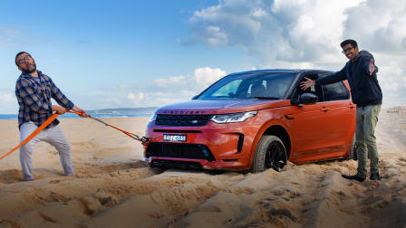 Video: 2020 Land Rover Discovery Sport long-term review – going off-road
