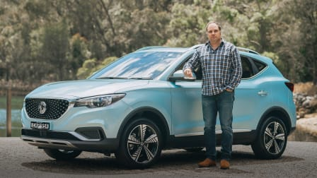 Video: 2021 MG ZS EV first drive review