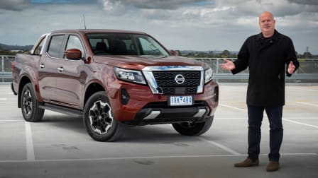 Video: 2021 Nissan Navara review: first local test drive