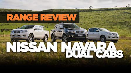 2018 Nissan Navara range review: Dual-cabs compared