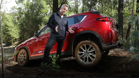 Review: 2020 Mazda CX-5 gains off-road traction assist