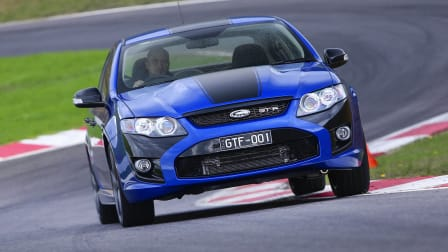 FPV GT-F 351 Review - Quick Drive