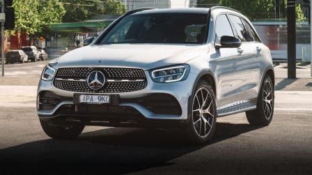 2020 Mercedes-Benz GLC: Australian First Look