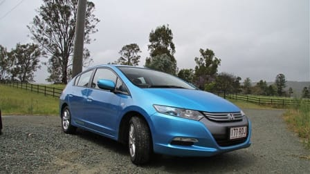 Honda Insight Video Review