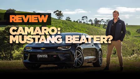 2018 Chevrolet Camaro review: Converted for Australia