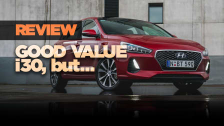 Hyundai i30 Premium petrol review: Good value, but...
