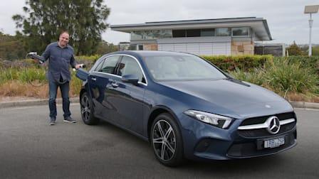 Video: 2021 Mercedes-Benz A250e PHEV review