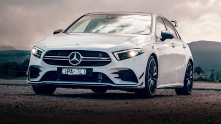2020 Mercedes-AMG A35: Australian First Drive
