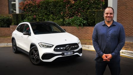 Video: 2020 Mercedes-Benz GLA Review