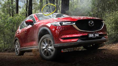 2020 Mazda CX-5: 360-degree off-road tour
