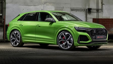 2020 Audi RSQ8 revealed! Hypo sports-luxury SUV