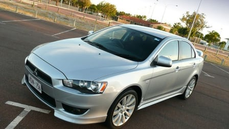 Mitsubishi Lancer Video Review I