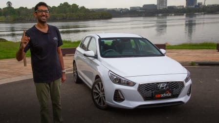 Video review: 2020 Hyundai i30 Elite
