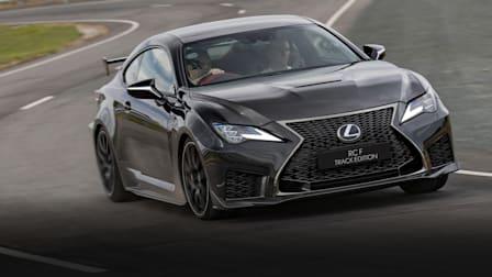 REVIEW: 2019 Lexus RCF Track Edition (featuring Scott Pruett!)