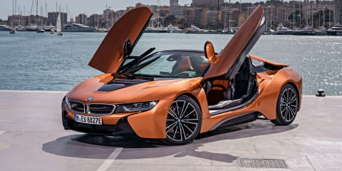 BMW i8 production to end in April - report