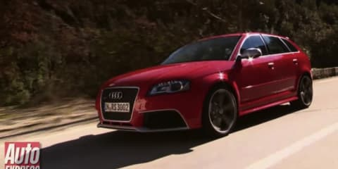 Video: 2011 Audi RS3 review by Auto Express