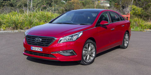 2016 Hyundai Sonata Active Review