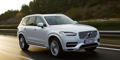 New Volvo XC90 a 'genuine competitor' against German rivals