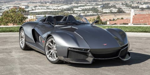 Rezvani Beast revealed with 373kW engine, 750kg weight