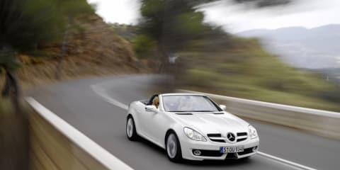 Mercedes-Benz announces pricing for next generation SLK