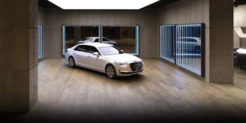 Hyundai's Genesis luxury brand opens first Studio showroom in South Korea