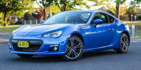 2015 Subaru Brz Premium Review