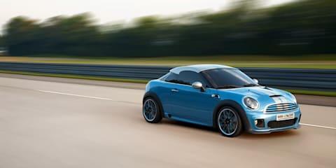 Mini Coupe Concept Revealed