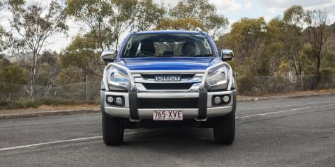 Isuzu Ute wins major customer satisfaction award